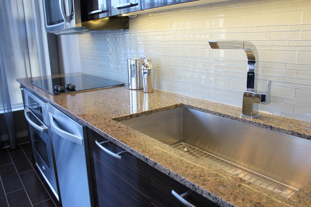 Grand Palace Kitchen countertops