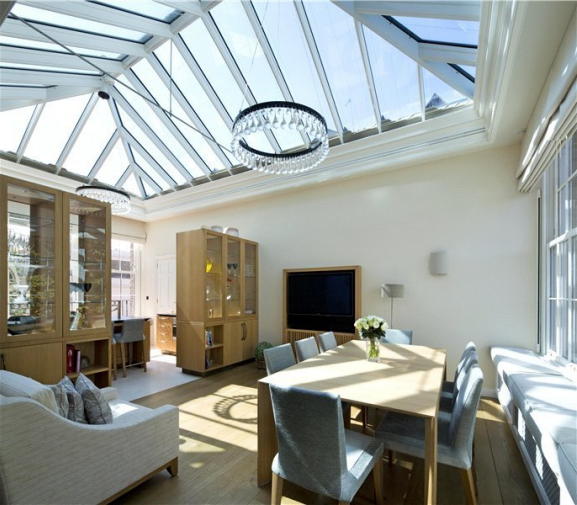 100m london mansion shows 100m cityspire penthouse how for 9 cornwall terrace
