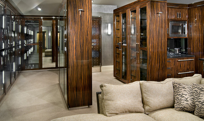 Closets Larger More Expensive Than Condos