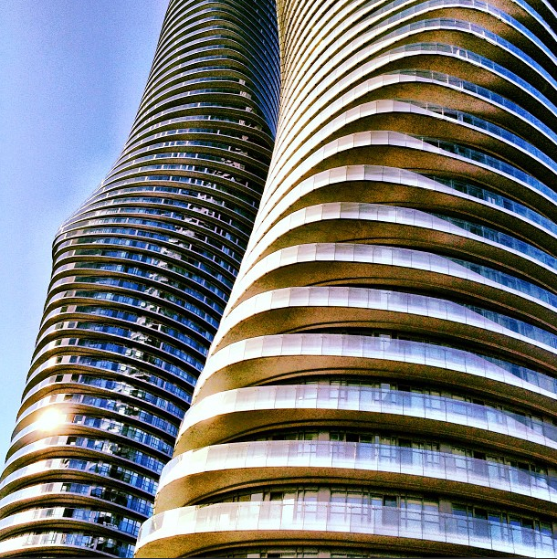 Who knew Mississauga had such nice curves?