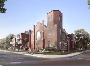 Union Lofts Exterior