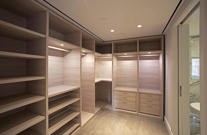 150 East 72nd closet