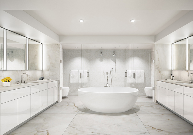 737 Park Avenue bathroom