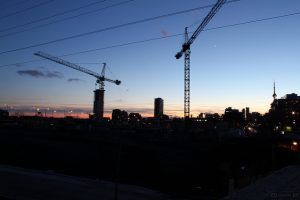 Toronto's Never Ending Condo Apartment Boom Flickr Photo by Canadian Pacific