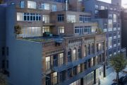 Clinton Lofts exterior