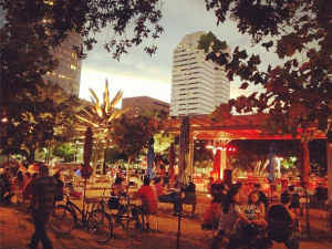 market square park houston