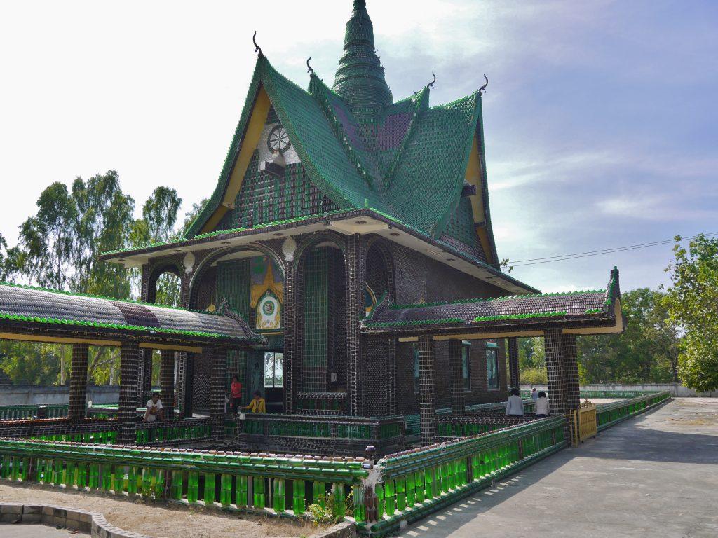 bottle temple