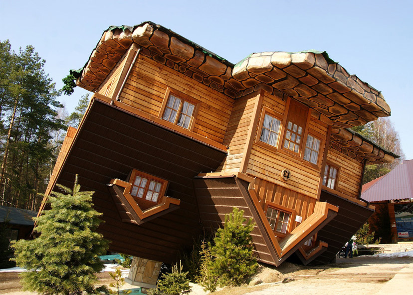 7 Surreal Buildings That Look Like They Belong In An MC