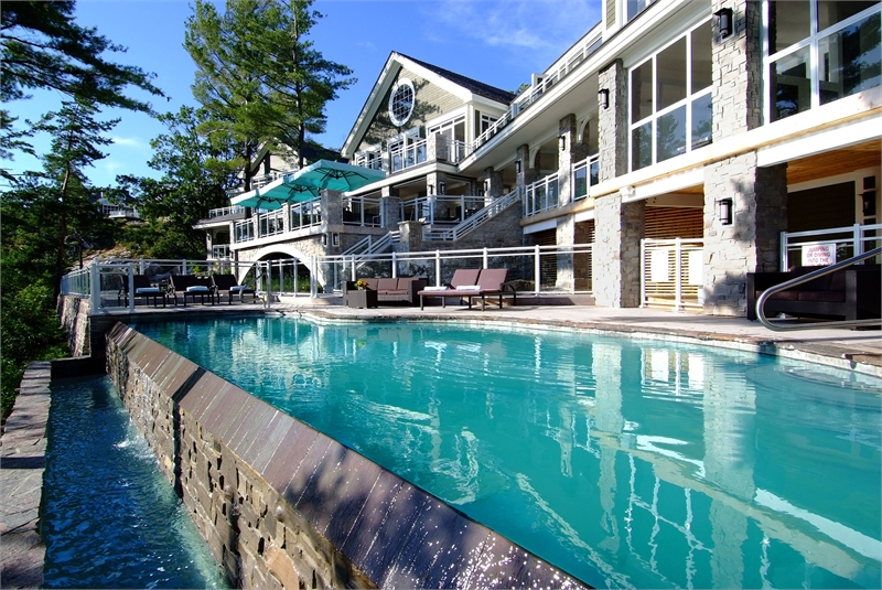 Only Three Cottages Left For Sale At Touchstone On Lake Muskoka