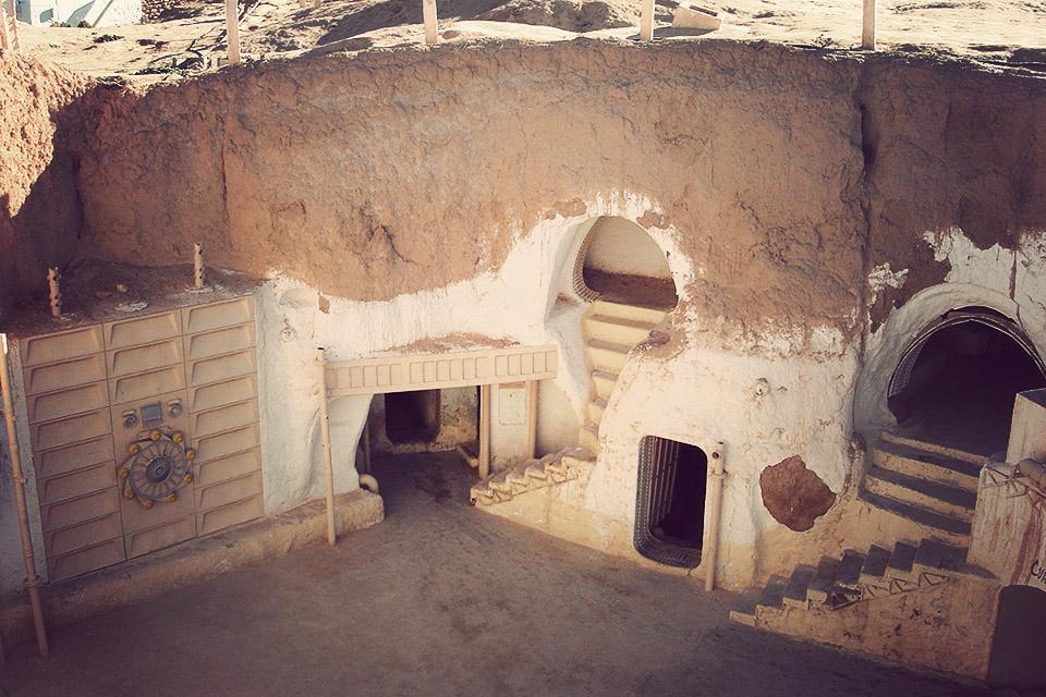 Berber home