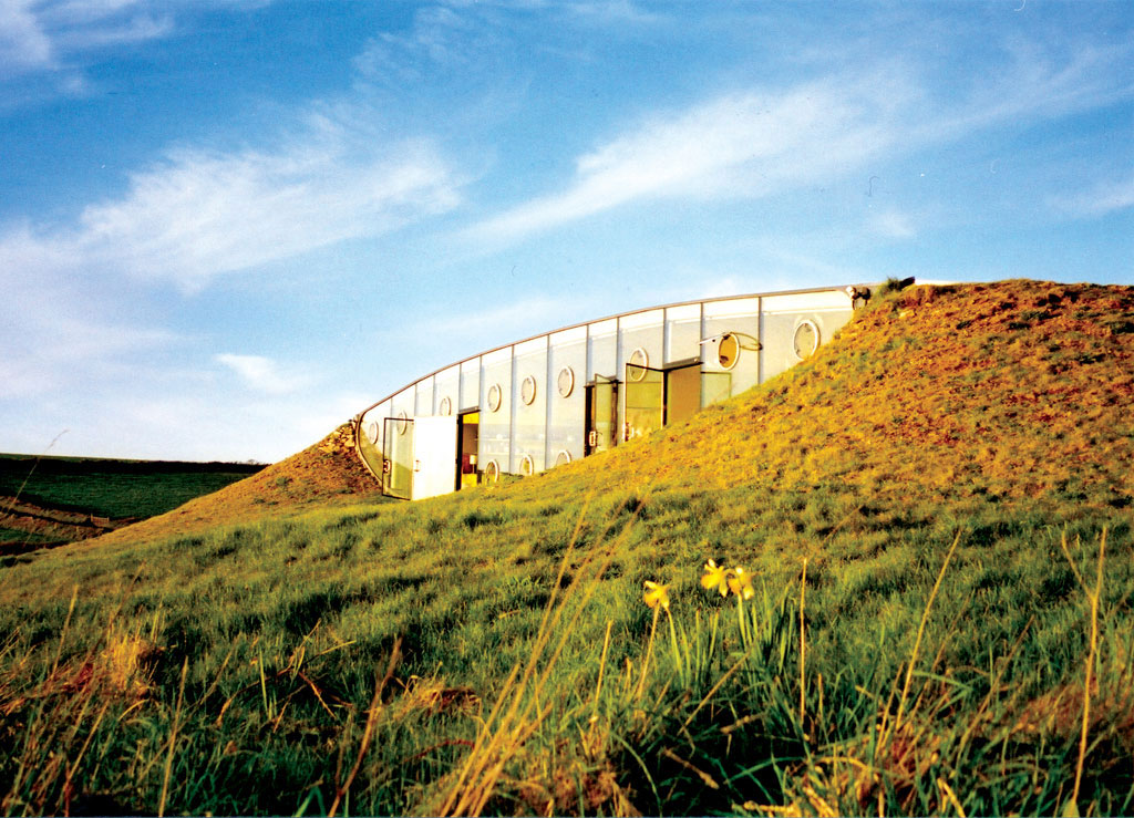 Dig These 6 Awesome Underground Homes