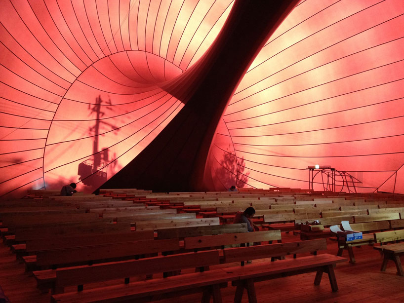 inflatable concert hall arc nova interior-1