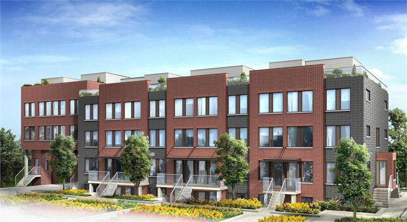yorkdale village townhomes phase 2