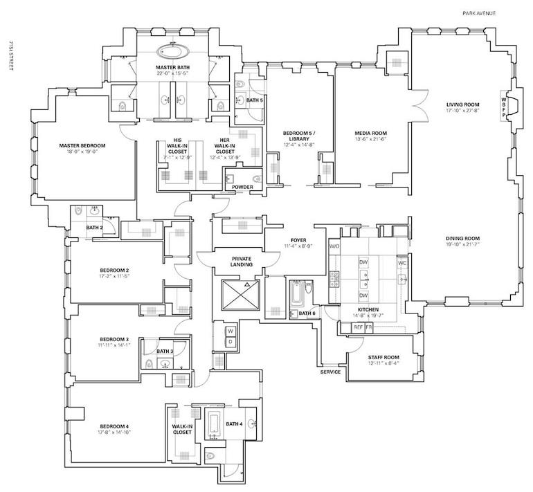 Cool 737 Park Avenue Images - Best idea home design - extrasoft.us
