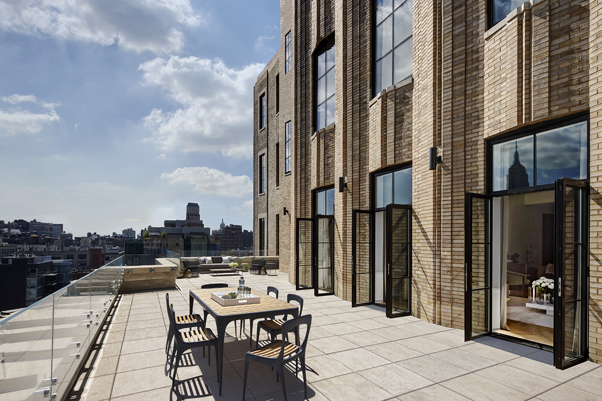 Penthouse One At Walker Tower In Contract For Over 50 Million