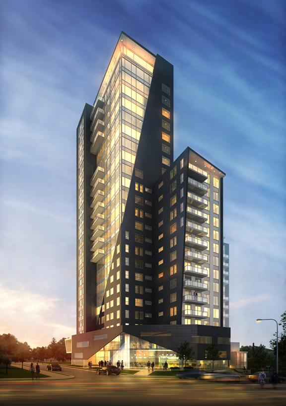 k2 waterloo exterior rendering