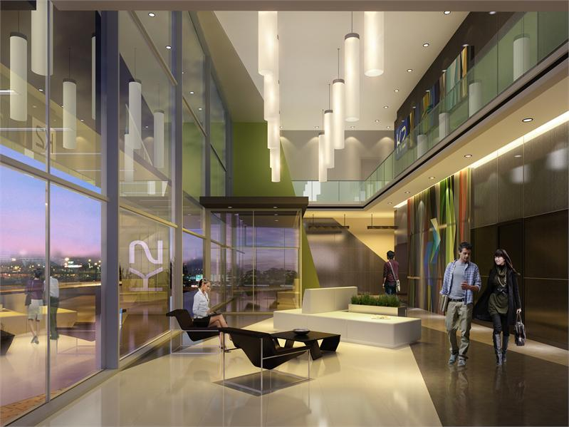 k2 waterloo interior rendering