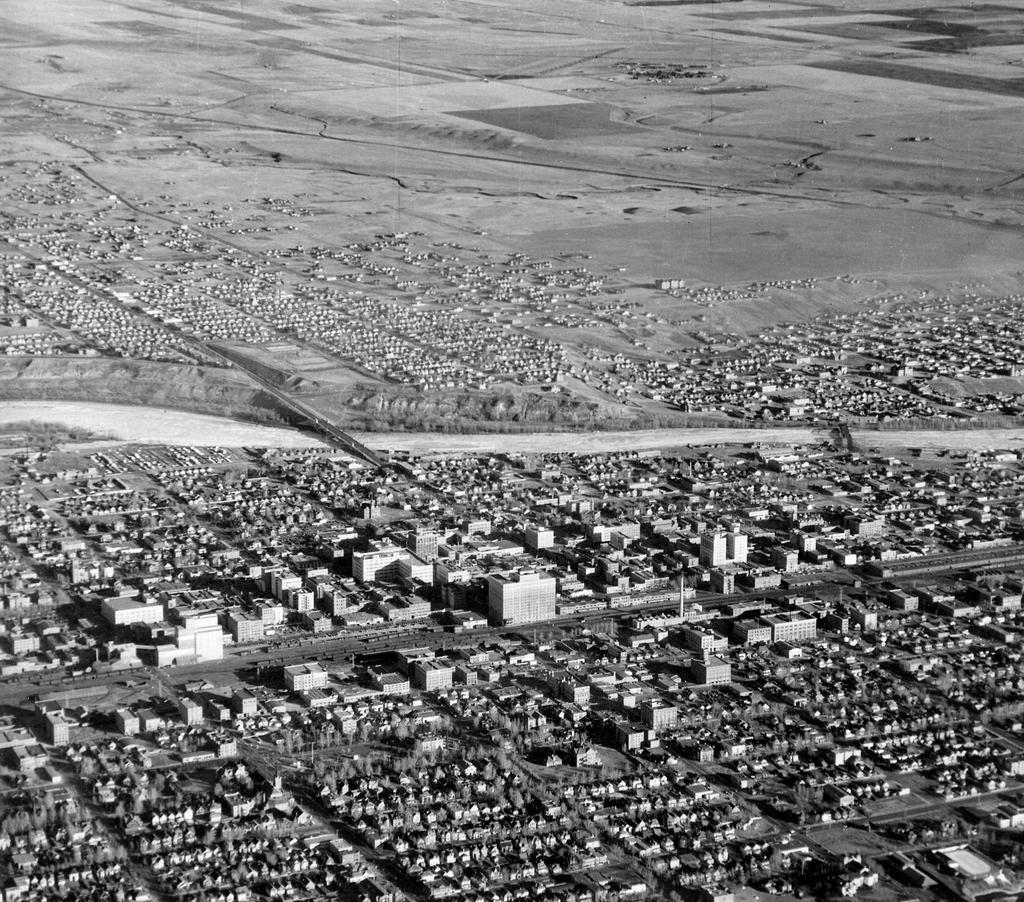 Calgary historic
