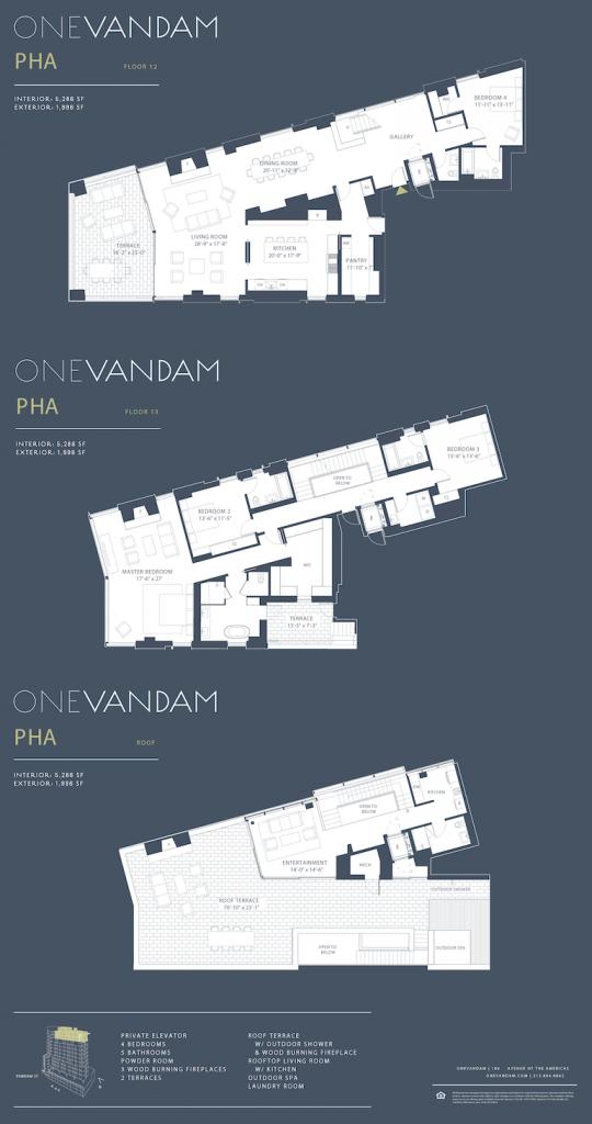 One Vandam PHA