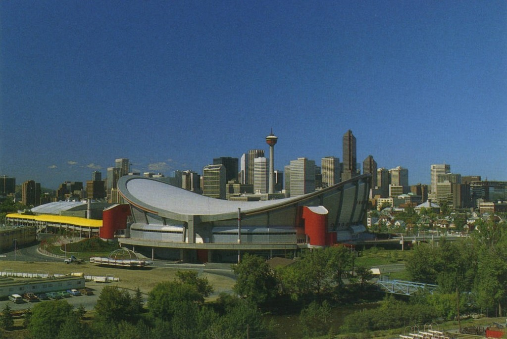 calgary saddledome
