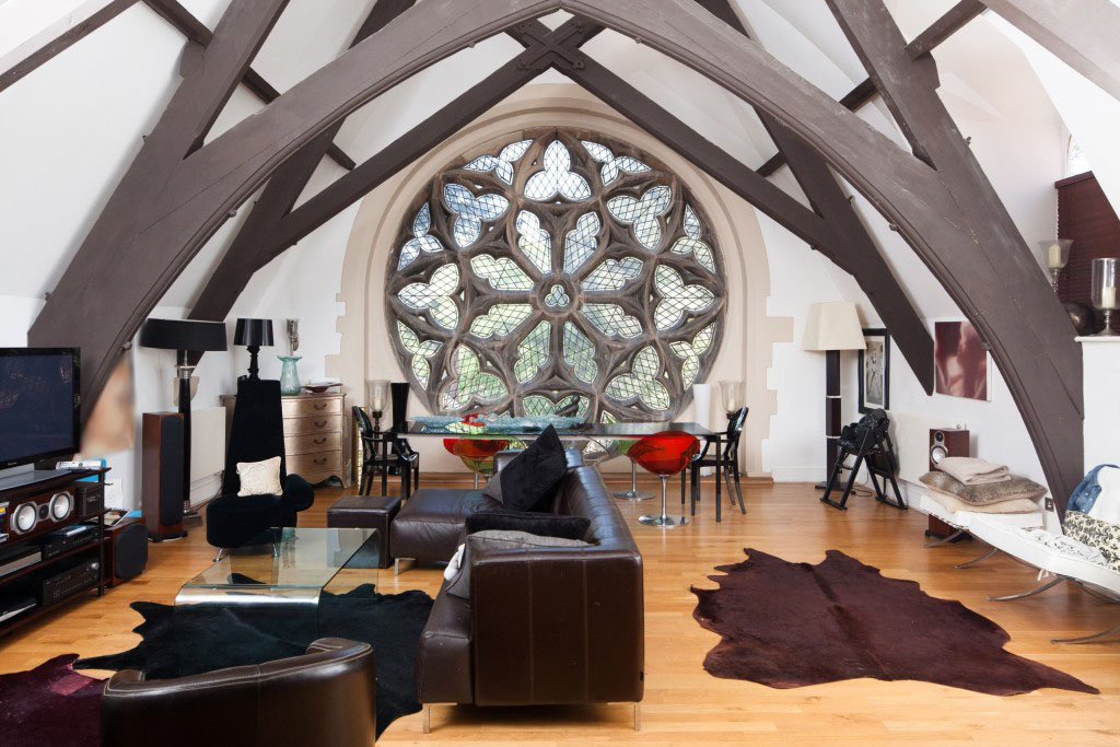 13 church conversion projects worth praising