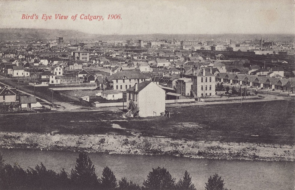 northwest calgary historic