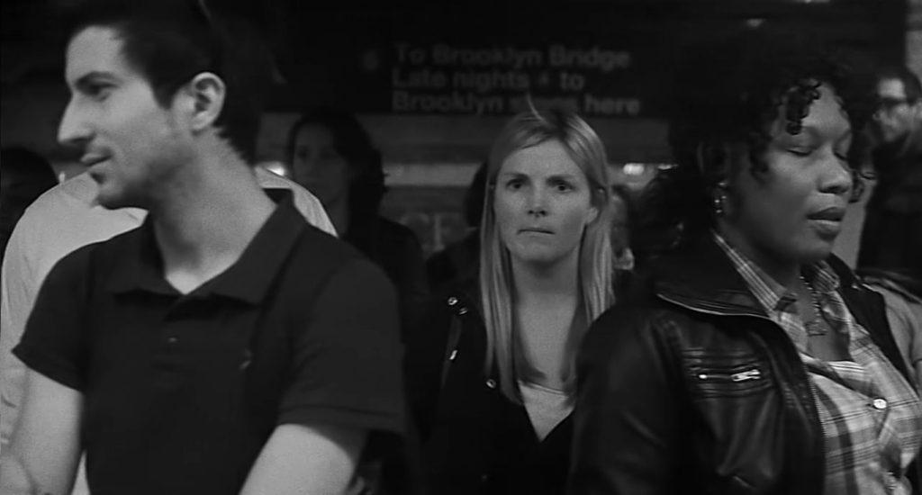 subway slow motion