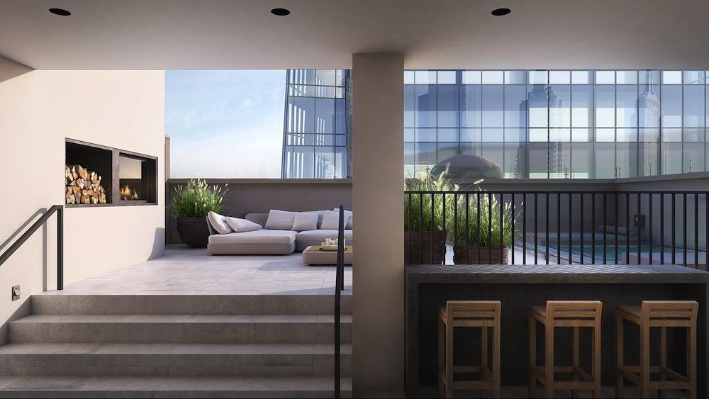 Huys Penthouse 17B