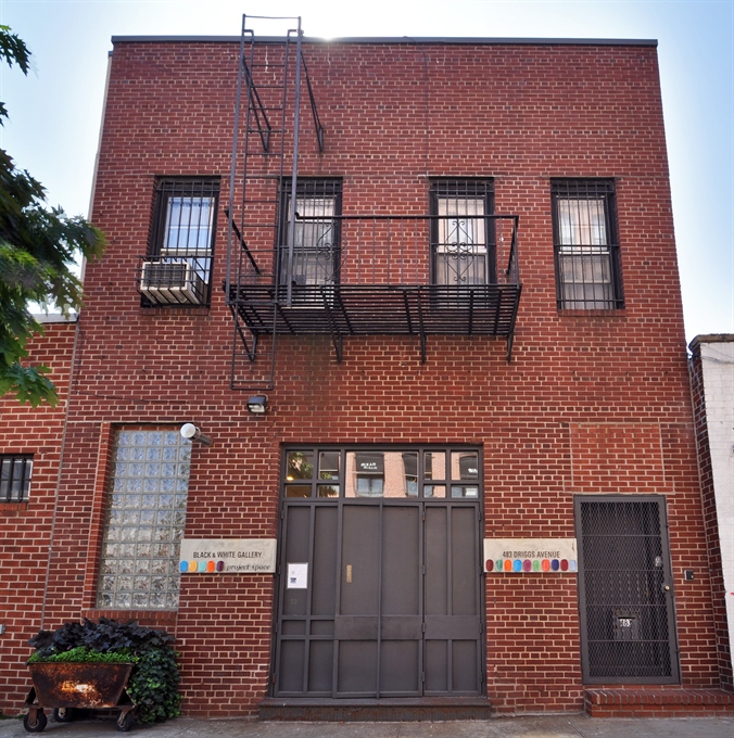 Gallery Space At 483 Driggs Avenue In Williamsburg To Be