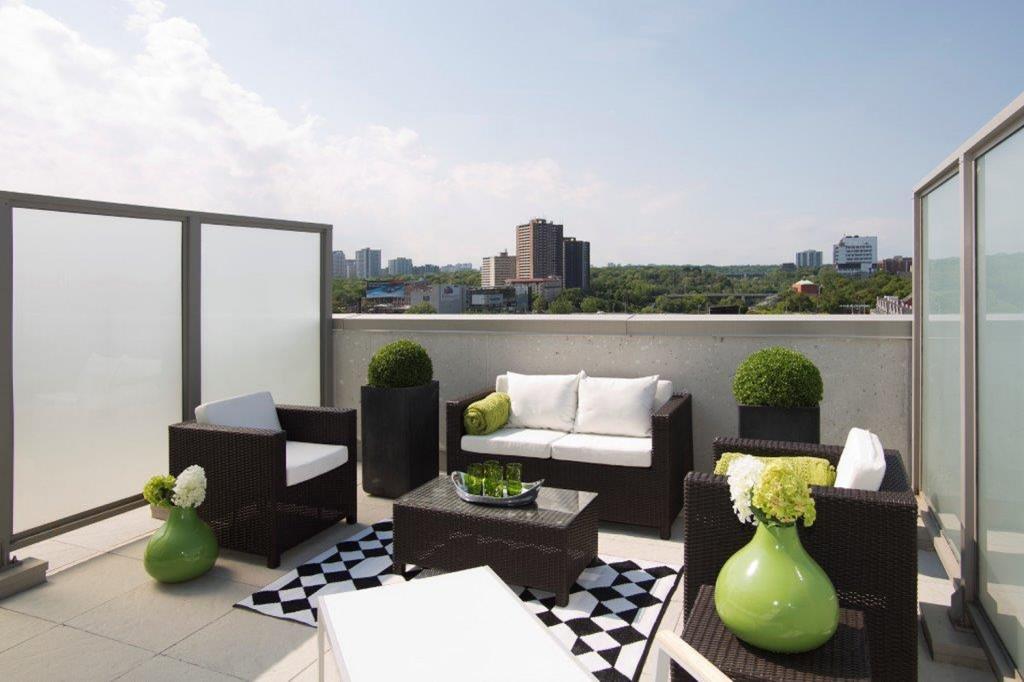 carlaw private terrace