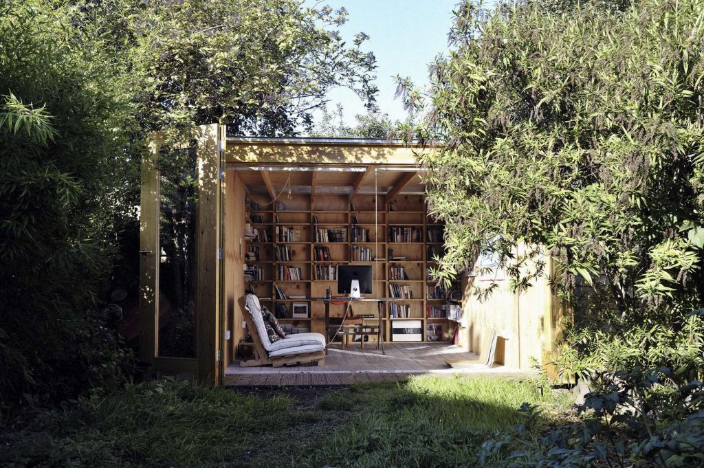 shed library