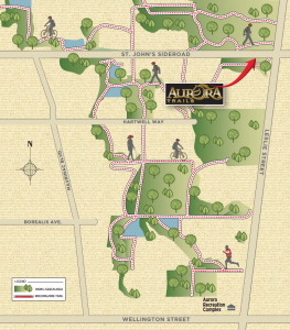 trail map aurora trails BuzzBuzzHome News