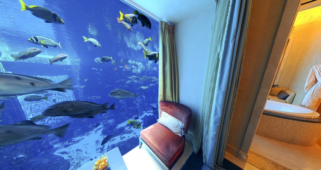 9 Underwater Rooms You 39 Ll Want To Dive Right Into