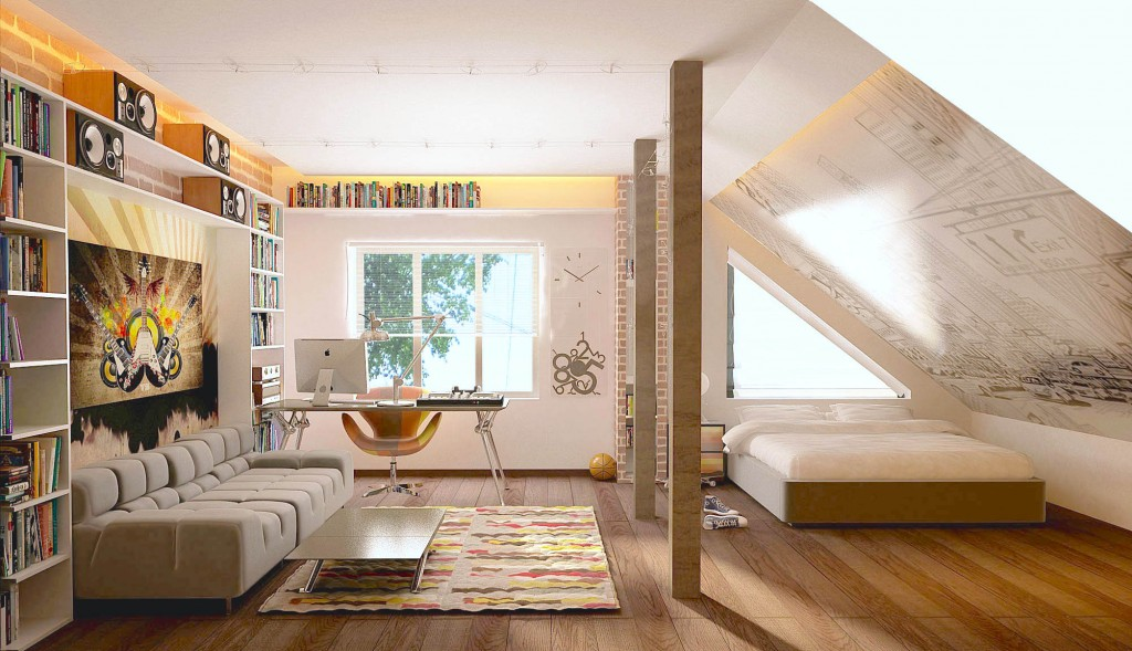 17 attics too beautiful for storage