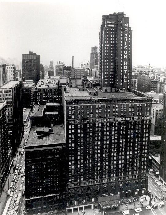 Morrison Hotel, Chicago-1