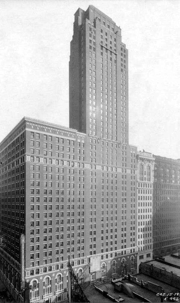 Morrison Hotel, Chicago