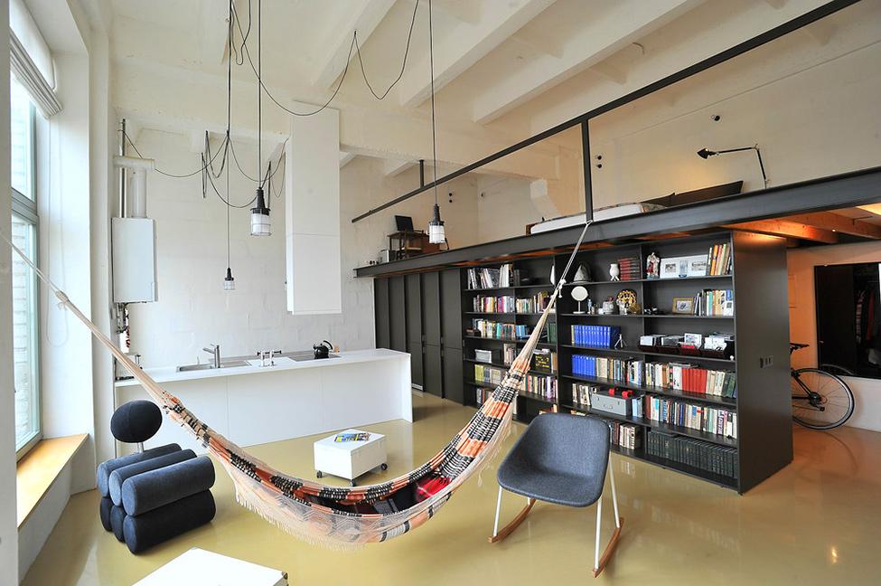 hammock-loft