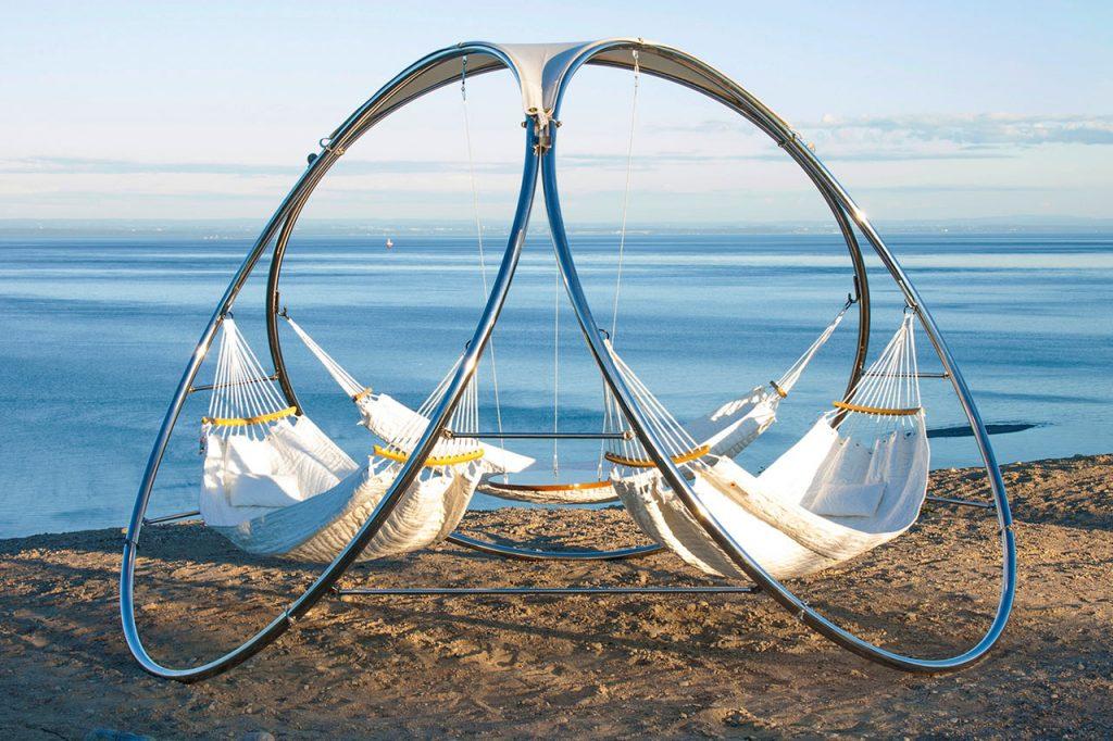triple hammock