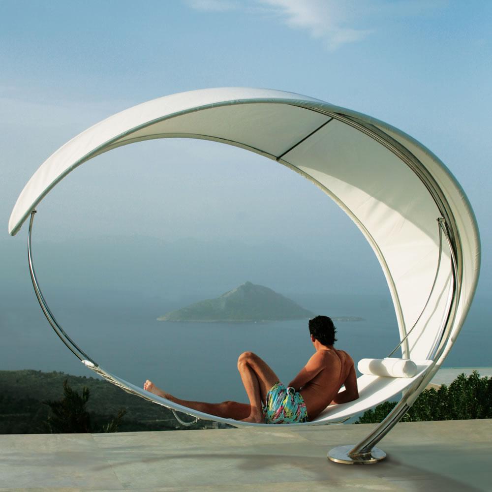 weird hammock