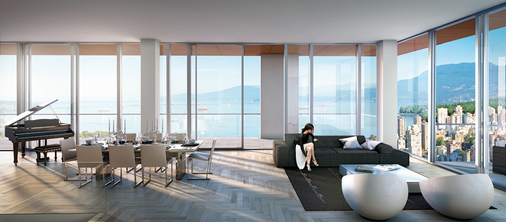 Vancouver House Interiors Are Something To Gawk At