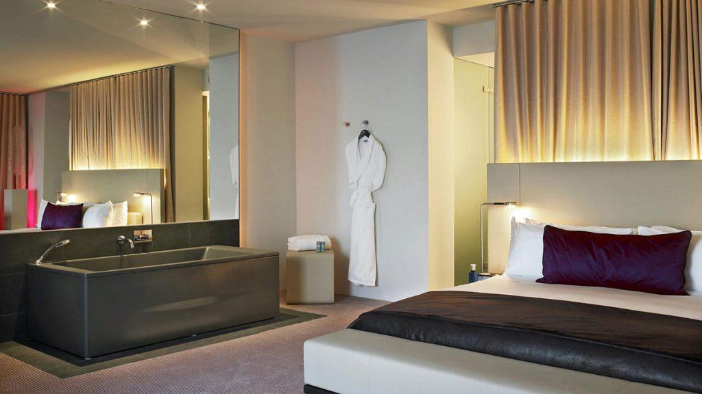 bedroom bathroom - Bedroom With Bathroom Design