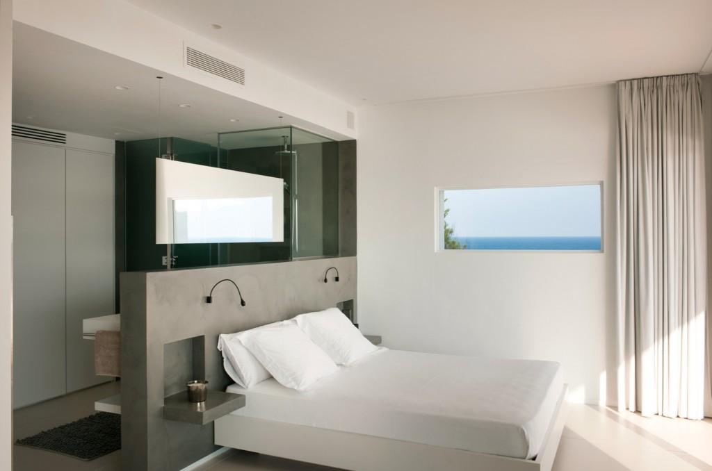 open bathroom - Bathrooms In Bedrooms