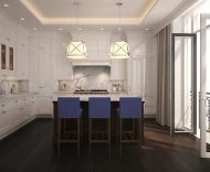 1110 Park Avenue kitchen
