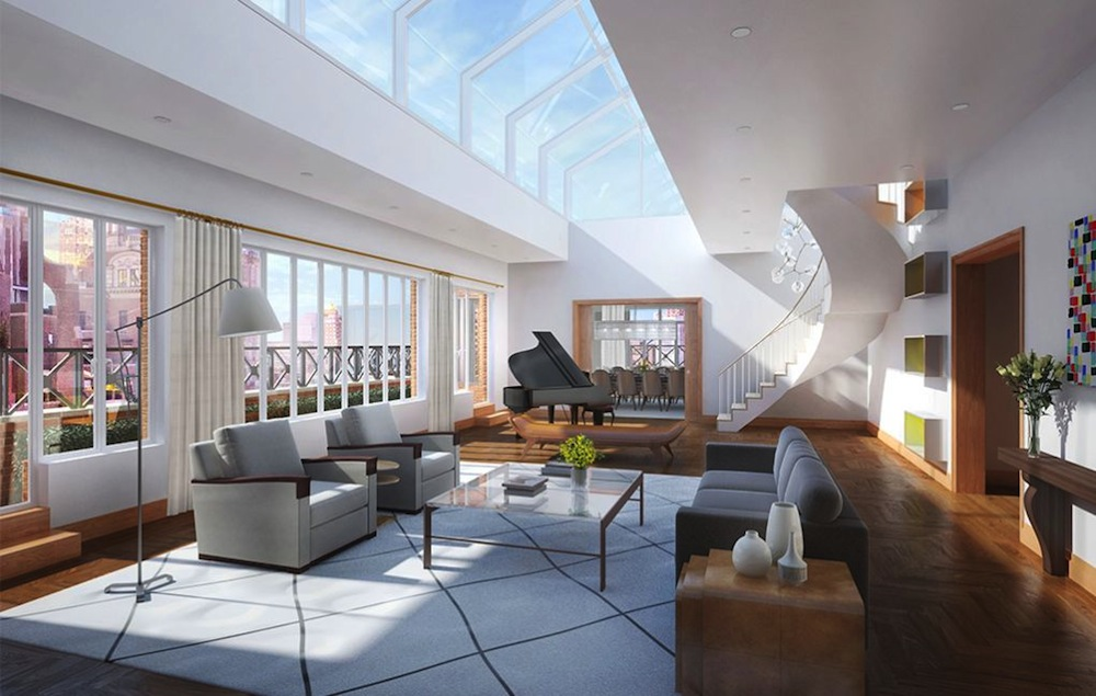 737 Park Avenue Penthouse On Market Asking 39 5 Million
