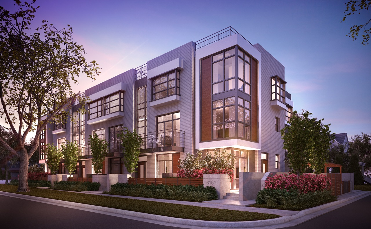 Exterior q16 handmade developments vancouver for Exterior design vancouver wa