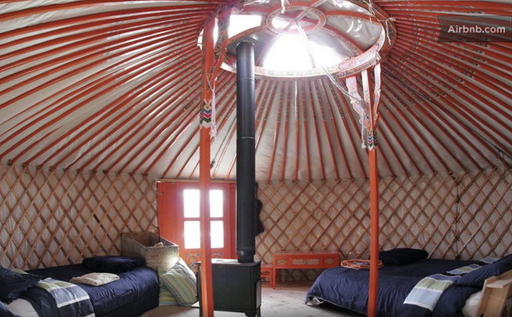 airbnb yukon
