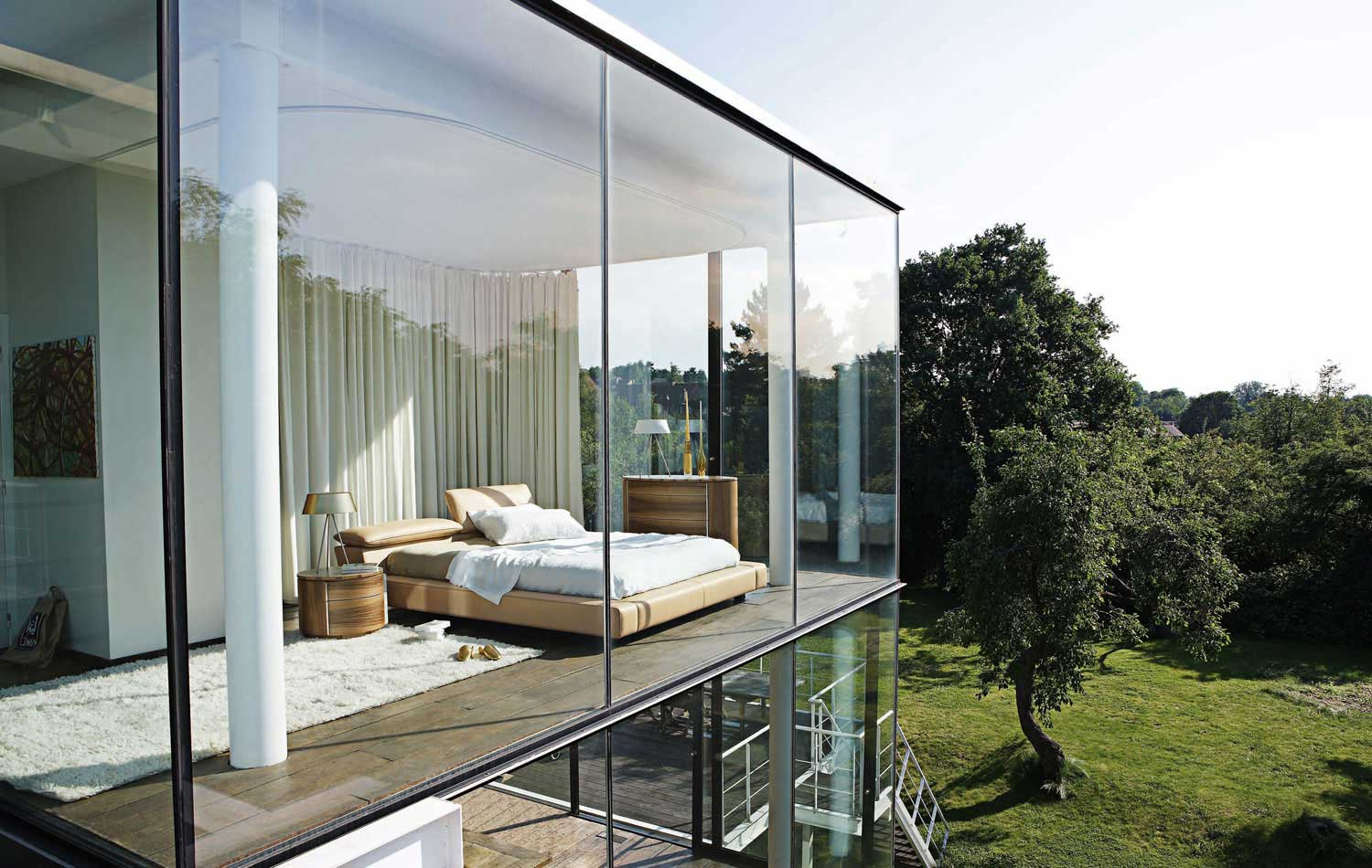 Glass house 8