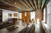 10 Hubert Street living room