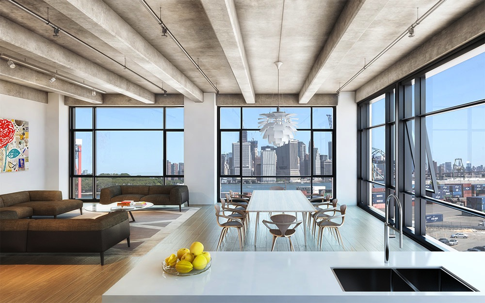 Holy ship new york dock building conversion 160 imlay is for The living room channel 10 studio audience