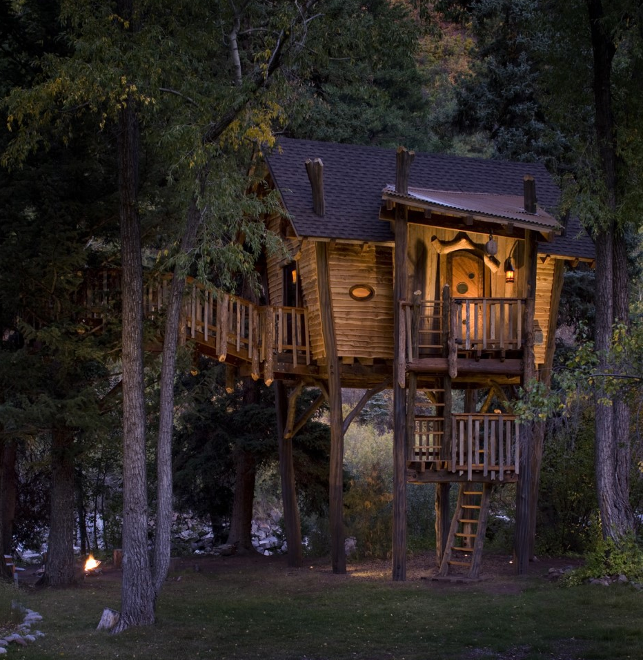 Chrystal River Treehouse